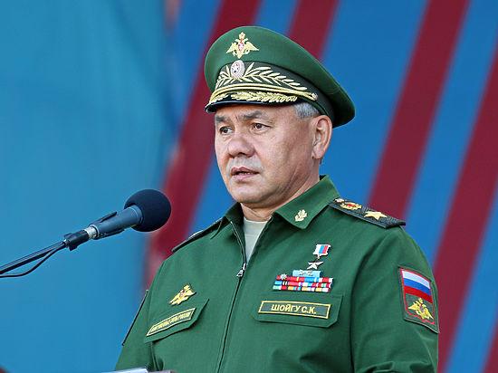 Сергей Шойгу пригласил всех желающих на зимние Военные игры в Сочи
