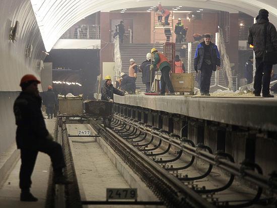 Московское метро помогут достроить китайцы