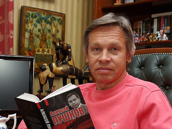 """Пушков уличил Порошенко в """"продаже воздуха"""" после заявления о НАТО"""