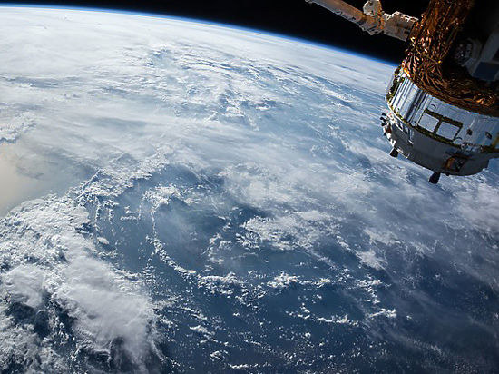 Международная космическая станция будет видна жителям Центральной России