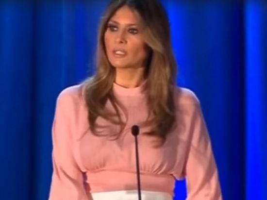 Меланья Трамп подбирает команду, но в Белый дом не торопится