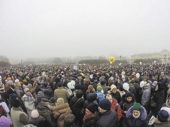 ВПетербурге РПЦ передадут Сампсониевский храм
