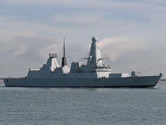 Новые английские эсминцы назвали легкой мишенью для русских подлодок