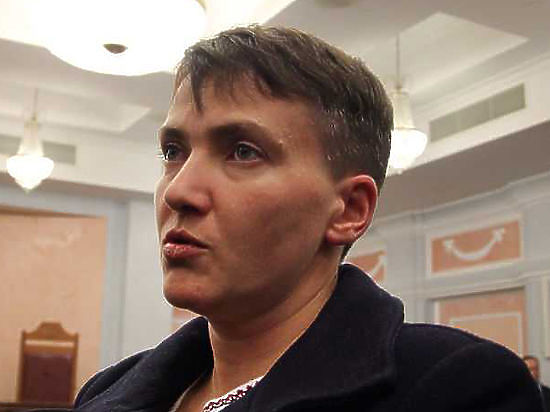 Надежда Савченко: президентом-диктатором быть нехочу, однако могу