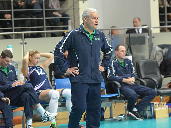 Вадим Панков назначен ответственным за спасение российской волейбольной молодёжи