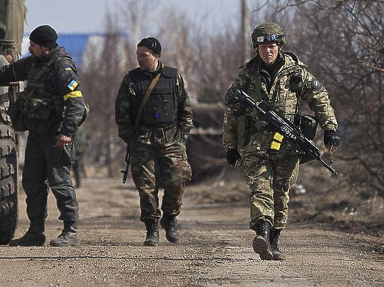 ОБСЕ: на линии соприкосновения в Донбассе применяется запрещенное тяжелое вооружение