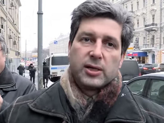 Что выбросило оппозиционера Гальперина из окна: «кровавый режим» или глупость