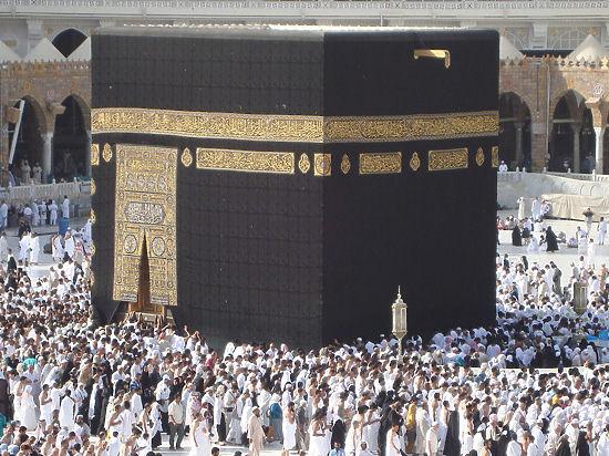 Саудовский король пустил президента Татарстана внутрь святыни мусульман — Каабы