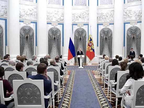 Награжденный молодой ученый назвал составленную для Путина справку «ерундой»