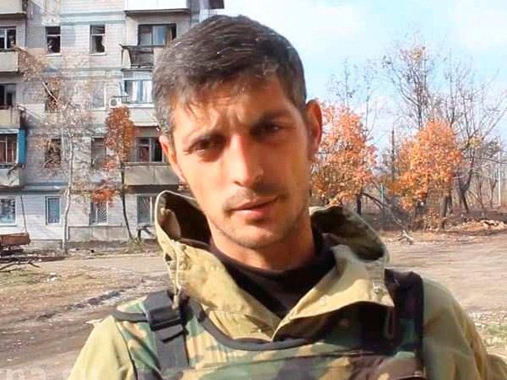 В ДНР назначен новый командир батальона «Сомали»
