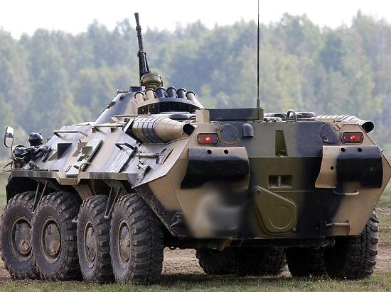 Украина тайно закупает российские двигатели для БТР по завышенным ценам