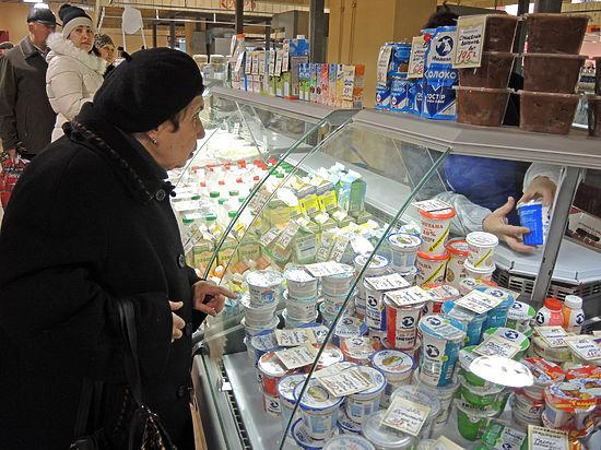 Производители сообщили о риске дефицита молочных продуктов в Москве