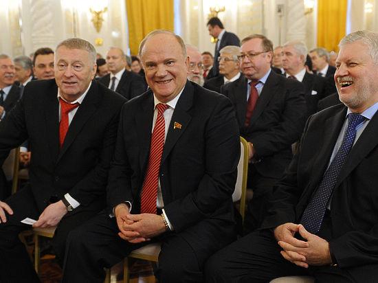 СМИ: Кремль одобрил участие в президентских выборах только проверенной оппозиции