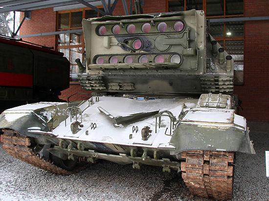 Лазерный танк будет стрелять на 20 километров