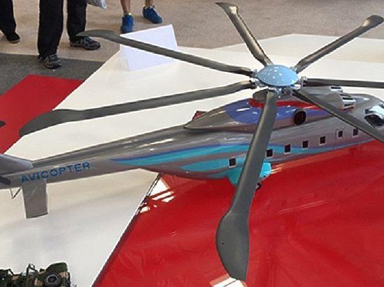 Российско-китайский вертолет может полететь на украинском двигателе