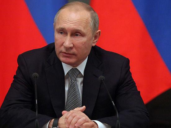 """Закон о """"защите Путина"""": Володин вступился за президента"""
