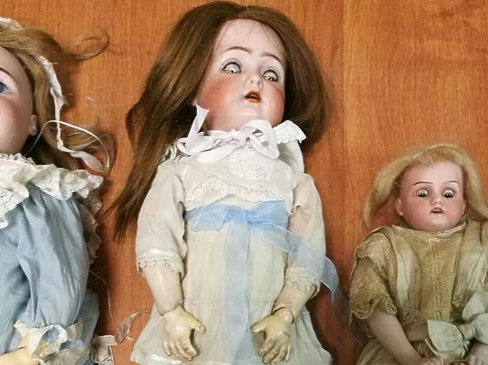 Хозяйкой кукол, изъятых в «Шереметьево», оказалась известный коллекционер