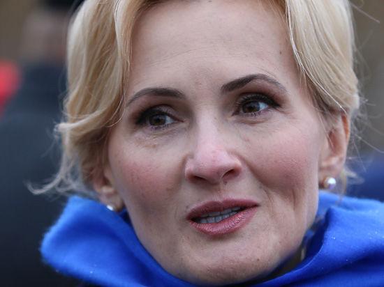 Ирина Яровая представила законопроект о «группах смерти»