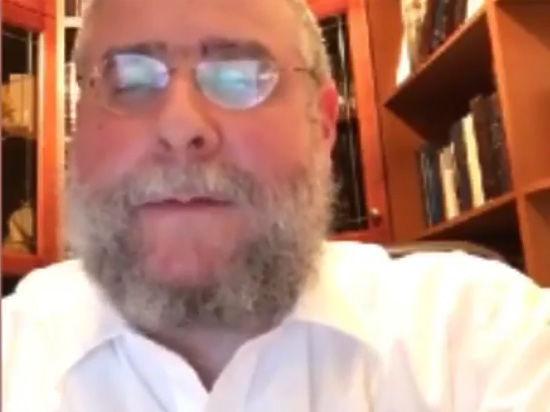 Кадыров показал видео извинений главного раввина Москвы перед мусульманами (ВИДЕО)