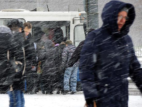 В2015 году встреча зимы ивесны будет бурной— Погода в столицеРФ