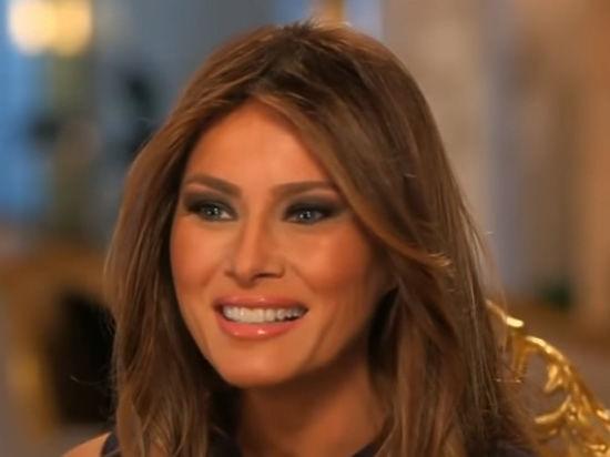 Жена Трампа решила пощадить огород Мишель Обамы в Белом доме