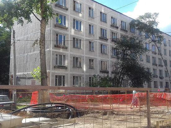 Депутаты МГД требуют расселения старых пятиэтажек