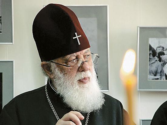 Кому выгодно отравление католикоса Грузии