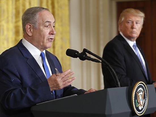 Зачем премьер-министр Израиля Нетаньяху приехал к Дональду Трампу