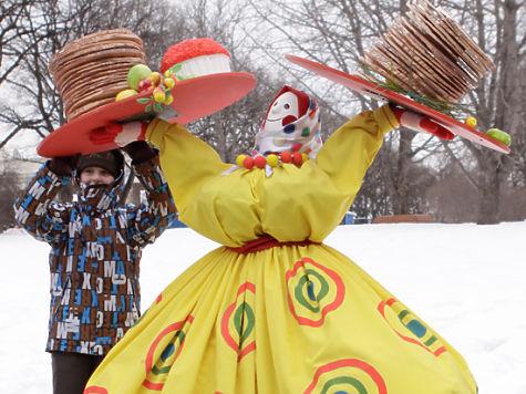 Масленица-2017 в Москве: полная программа праздников