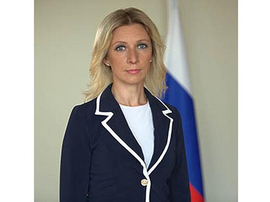 Захарова язвительно прокомментировала статью Buzzfeed о русском мате