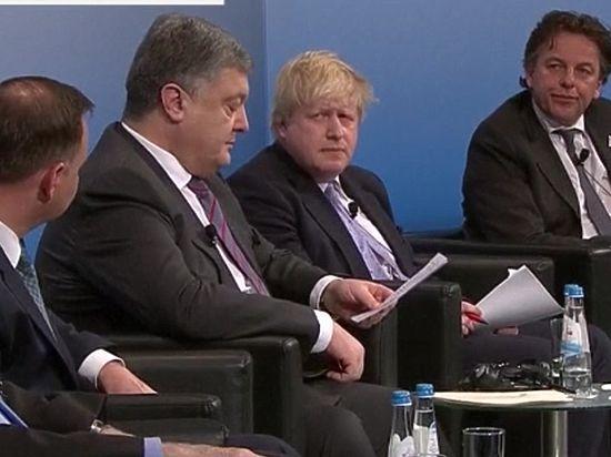 Порошенко рассказал о ненависти Путина к Украине