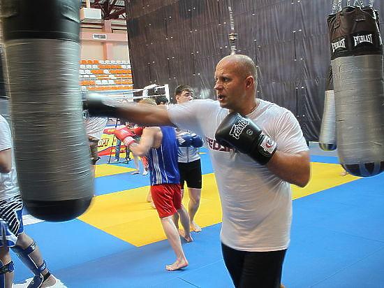 Федор Емельяненко – Мэтт Митрион: бой на Bellator 172 отменен, онлайн-трансляция