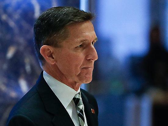 Флинну был передан план по снятию санкций с России