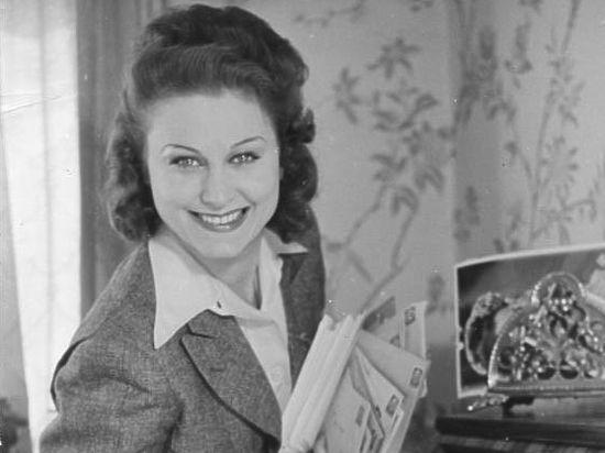 Найдены свидетельства работы немецкой актрисы Рёкк на советскую разведку