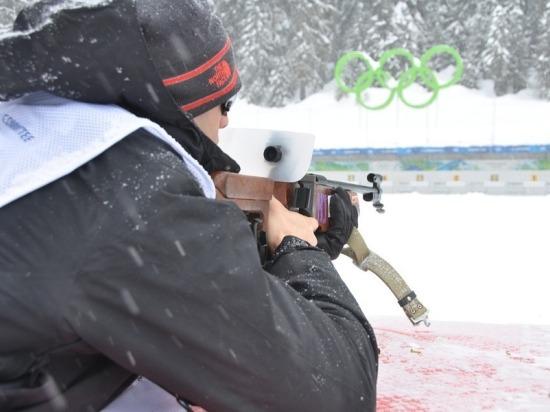 Путин поздравил биатлонистов спобедой вэстафете начемпионате мира