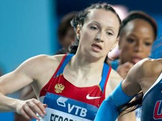 Российская бегунья Федорива вернула золотую медаль Олимпиады-2008 в эстафете