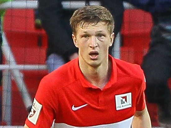 Защитник «Спартака» Пуцко перешел в «Уфу»