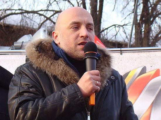 «На свои кровные»: Прилепин рассказал, как платит сепаратистам на Донбассе