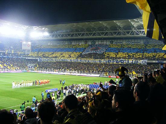 «Краснодар» сыграет вответном матче с«Фенербахче»
