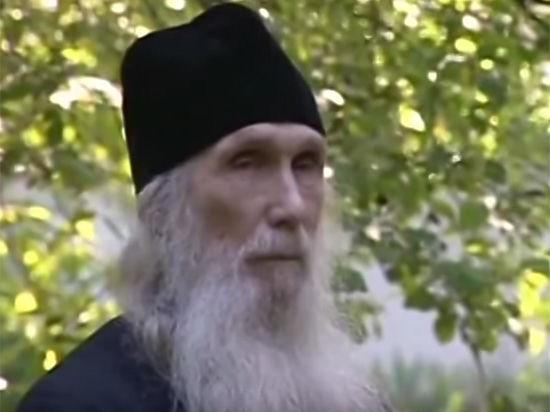 Ушел из жизни старец, бывший духовником Патриарха Алексия II