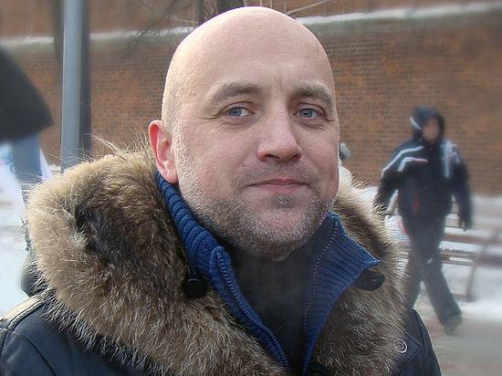 Захар Прилепин, вернувшись из ДНР, вспомнил судьбу Гиви и Моторолы