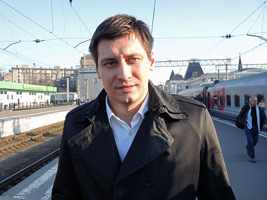 Дмитрий Гудков официально проинформировал опланах баллотироваться вмэры столицы