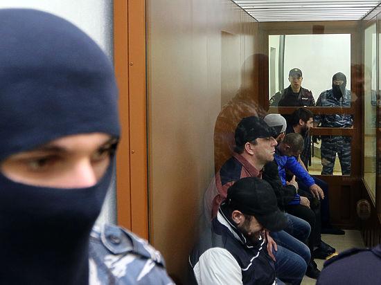 Присяжным по делу Немцова предъявили не то оружие
