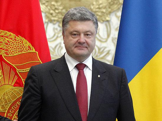 Порошенко выступает за ожесточение санкций