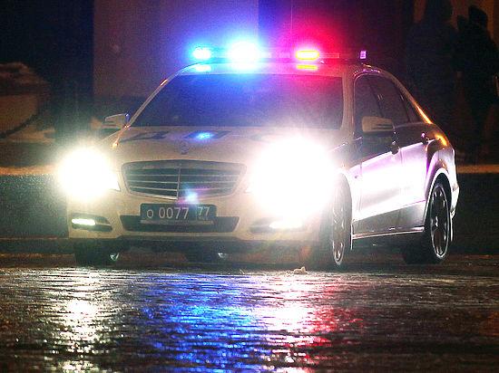 СМИ: в Москве известный боец протаранил машину с ребенком