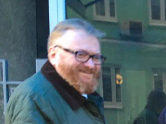 Требование отправить на нары депутатов-антисемитов вызвало улыбку у Милонова
