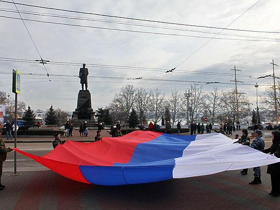 В Севастополе отметили 3-летие событий Русской весны