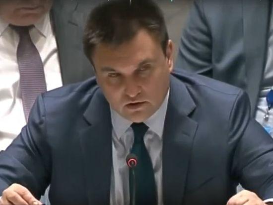 Климкин: Киев нуждается в оборонительном летальном оружии