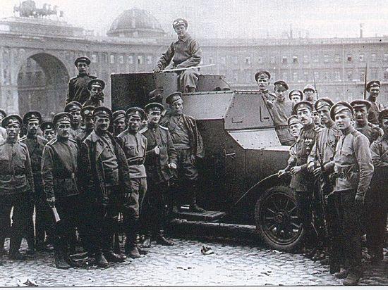 Великая русская революция. Гении и злодеи
