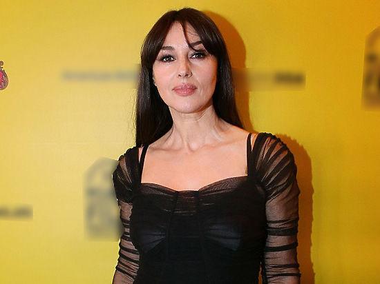 Кустурица спас репутацию Моники Беллуччи, обозвавшую мужчин скотами на сербском